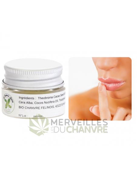 Baume à Lèvres chanvre CAN'OPEE | CBD & Chanvre