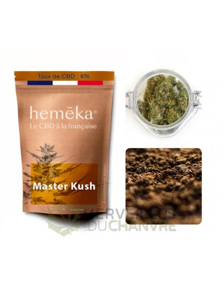 Fleur CBD Master Kush 6% 5g | CBD & Chanvre